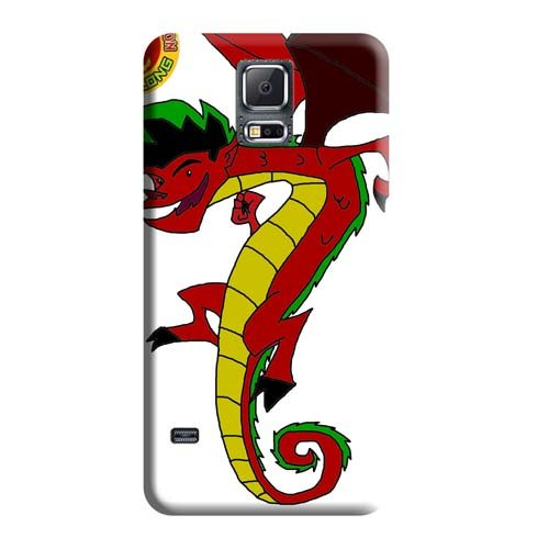 Proof Phone Covers Perfect Design Phone American Dragon Jake Long Samsung Galaxy S5