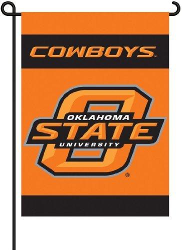 NCAA Oklahoma State Cowboys 2-Sided Garden Flag