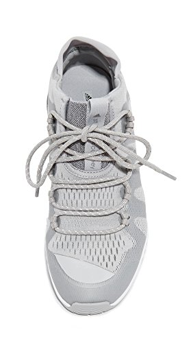 adidas by Stella McCartney Damen Crazymove Bounce Mid Sneaker Universum / Geheimnis / Ftwr Weiß