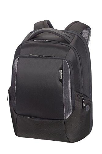 - Samsonite Backpack SAMSONITE 41D09103 15.6'' CITYSCAPE comp, doc, tblt, pckts, exp. black