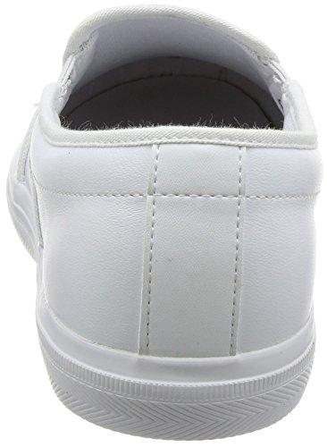 Lacoste Gazon Bl 1 Cam, Sneaker Uomo Bianco (Wht)