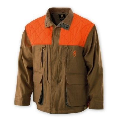 (Browning Upland Jacket, Field Tan, X-Large)