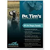 Dr. Tim's Premium All Natural Pet Foods Kinesis All Life Stages Formula Food for Pets, 30-Pound, My Pet Supplies