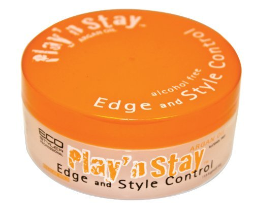 Eco Styler Play 'N Stay Argan Oil Edge And Style Control 85 ml by Eco Styler