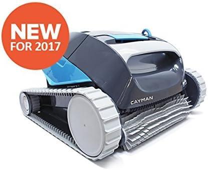 Amazon.com: Dolphin Cayman Limpiador robotizado para ...