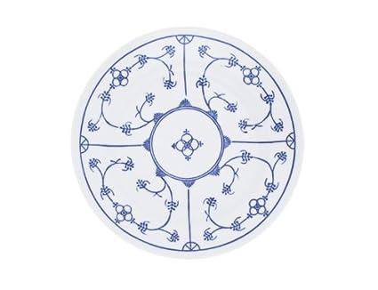 Teller 19 cm Kahla blau saks