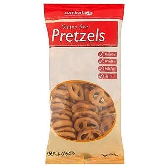 Amazon Com Barkat Gluten Free Pretzels Pack Of 10