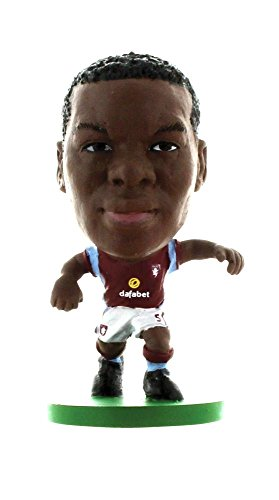 SoccerStarz Aston Villa Jores Okore Home Kit