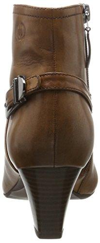 cognac Weber 370 Gerry Ankle Boots Women G39226MI90 brown cognac w7wPxHX
