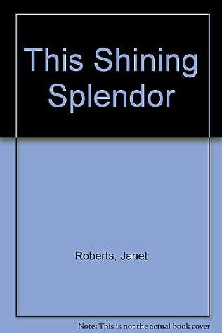 book cover of Shining Splendor