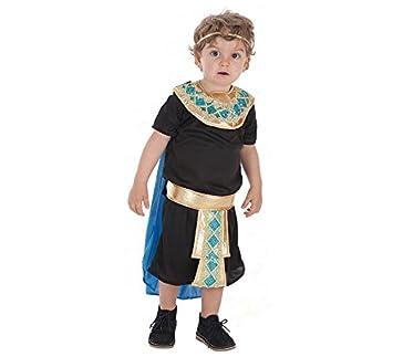 Creaciones Llopis - Disfraz de faraón para bebe hasta 18 meses ...