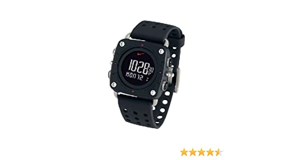 Amazon.com: Nike Mettle Drill SI Mens Watch WC0070-002: Nike: Electronics