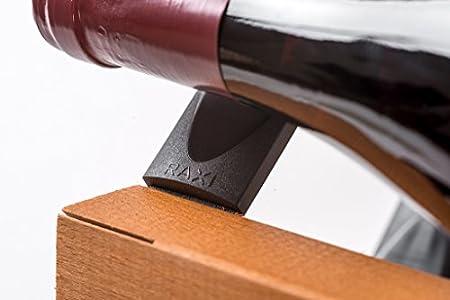 "Botellero de madera RAXI ""Classic"", W9"