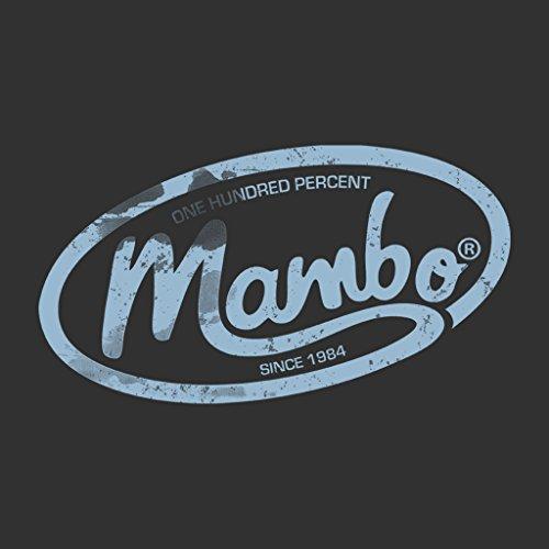 Charcoal Light Women's shirt Mambo Oval T Logo xRYaqnTwz
