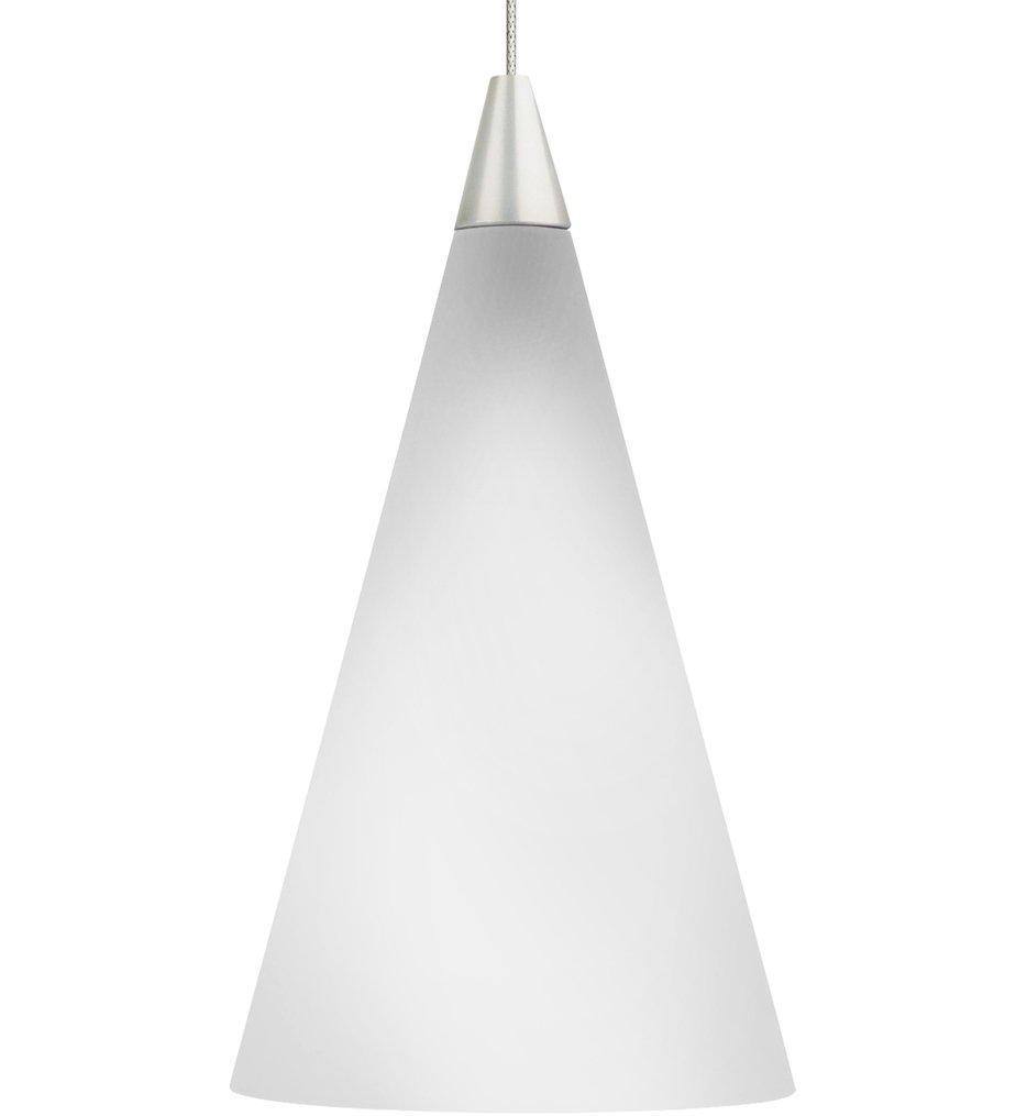 Tech照明700 moconaz-p円錐ペンダント 700MO2CONWS-LEDS830 1 Satin Nickel/700mo2conws-leds830 Satin Nickel/700mo2conws-leds830 B00J2GT87O