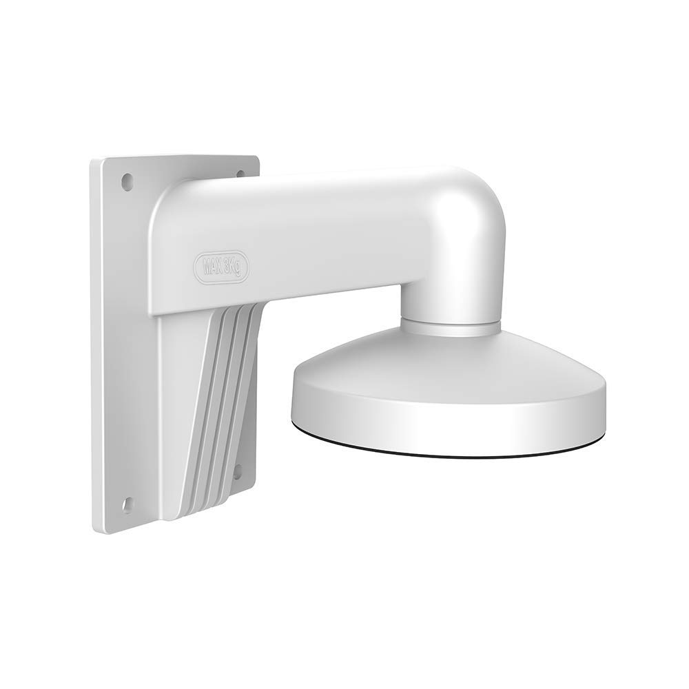 DS-1273ZJ-140 Outdoor Indoor Wall Mount Bracket for Hikvision Dome Camera by LINOVISION