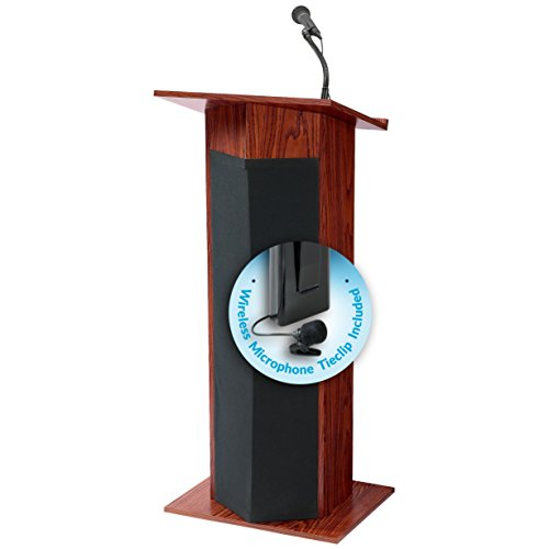 Oklahoma Sound 111PLS-MY/LWM-6 Power Plus Lectern & for sale  Delivered anywhere in USA