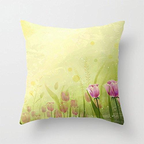 yinggouen Phantom flor decorar para un sofá funda de ...