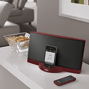 Bose SoundDock® Series II Digital Music System (Red)