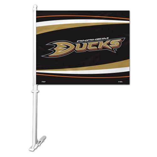 - NHL Anaheim Ducks Car Flag