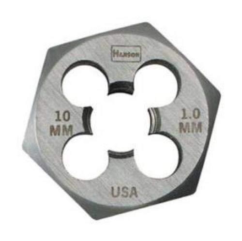 OKSLO IRWIN INDUSTRIAL TOOLS 10MM-1.25MM DIE 1 HEX-CD