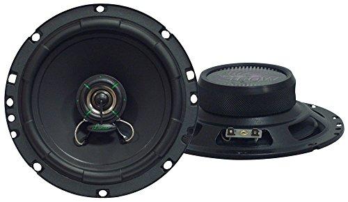Super Slim Two Way Speakers - Lanzar VX610 VX Super Slim 6.5-Inch Two-Way Speakers