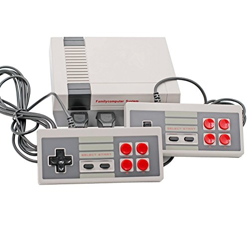 Mini Retro Classic Game Consoles Built-in 620 Childhood Classic TV Video Games with Dual Control