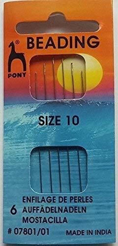 (Pony Needle -Size 10)