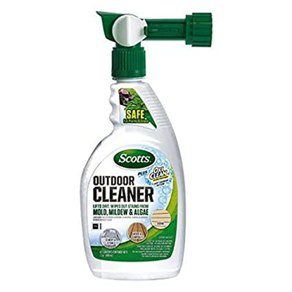 Amazon Scotts Plus Oxi Clean Outdoor Cleaner RTS Garden & Outdoor