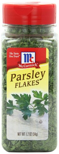 McCormick Parsley Flakes, 1.2-Ounce Unit