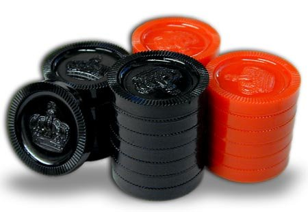(Cannon Sports Checkers Set (Board not Included))