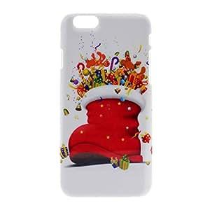 """HuntGold funda del teléfono de Modelo de la Navidad Regalo para el iPhone 6 Plus 5.5 """""""