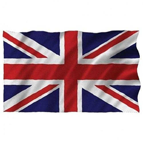 BlackC Home New 5x3FT Great Britain United Kingdom Union Jack Flag UK England British Banner by BlackC Home (Image #1)