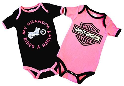 Harley-Davidson Baby Girls