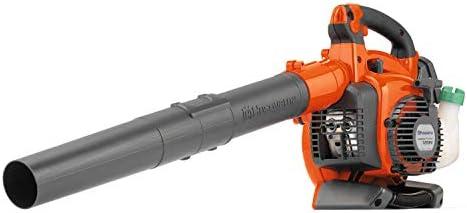 Husqvarna 125BVx, 28cc 2-Cycle Gas 425 CFM 170 MPH Handheld Leaf Blower Vacuum – 952711902