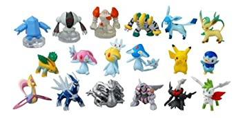 Amazon.com: Pokemon Monster Collection 18 Action Figure Boxed Set ...