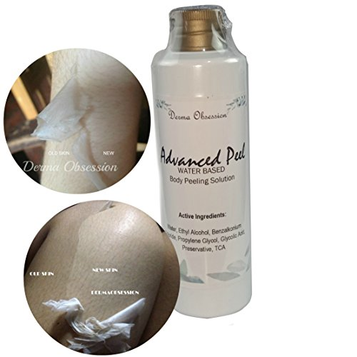 Advanced Peel - Derma Obsession Skin Whitening Peeling (WaterBased Formula, Extra Strength) 120ML