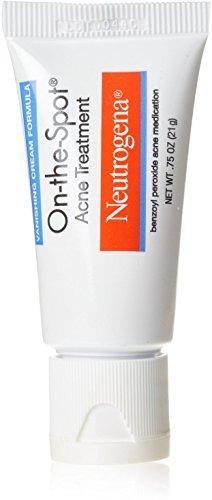 Vanishing Formula (Neutrogena On-The-Spot Acne Treatment Vanishing Cream Formula 0.75 oz (Pack of 11))