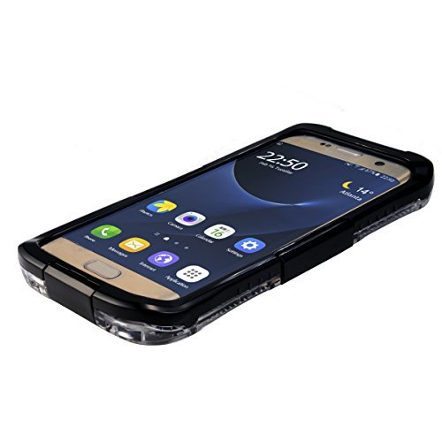 galaxy s7 edge waterproof case ithrough 20ft 6m swimming diving galaxy s7 edge underwater case. Black Bedroom Furniture Sets. Home Design Ideas