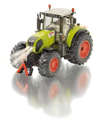 CLAAS Axion 850 Radio Controlled Tractor (2.4GHz with Remote Control Handset) by Siku