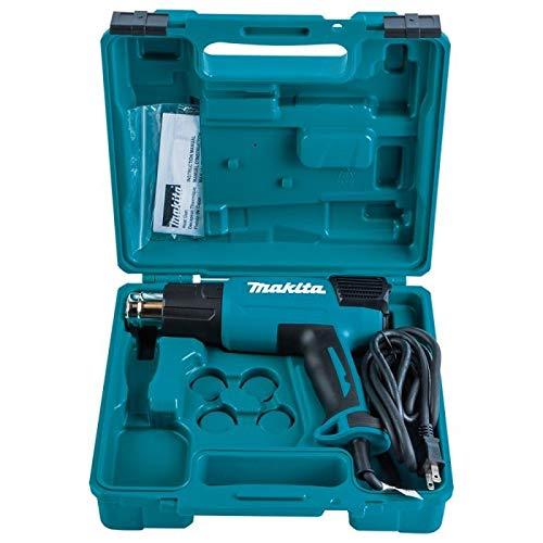Azul y negro Makita HG6031VK Decapadora 1.800W