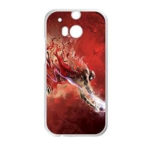 Micheal Jordan HTC One M8 Cell Phone Case White Ihqor