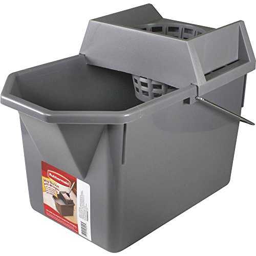 Rubbermaid Cleaning G034-06 Mop Bucket with (Bucket Wringer)