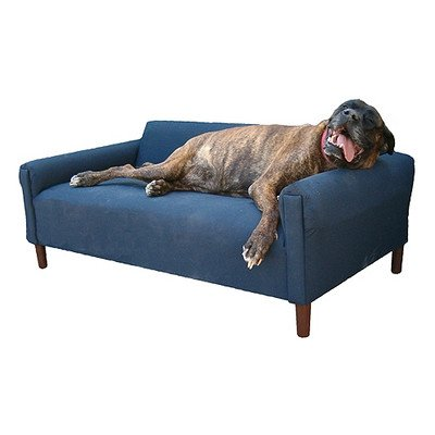 Another Custom Sofa From The Max Comfort Line, The Modern Sofa Bed For Dogs  Features A Strong Furniture Grade Wooden ...