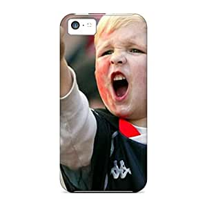 Cute Tpu BreakFree Feyenoord Supporter Case Cover For Iphone 5c