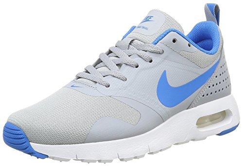 Nike Jungen Air Max Tavas Laufschuhe Grau (Wolf Grey/Photo Blue-White)