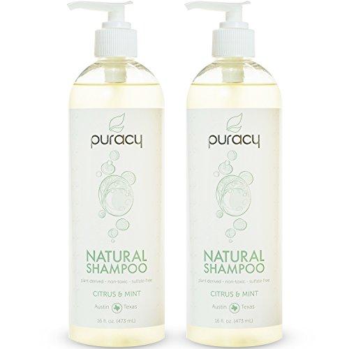 no paraben no sulfate shampoo