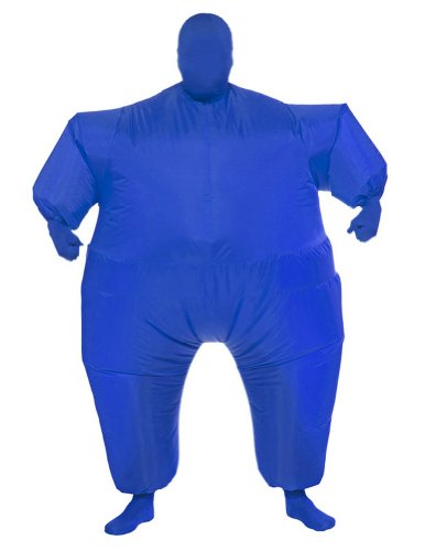 Secon (Mega Man Costume Amazon)