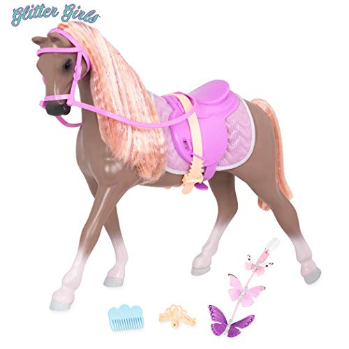 Glitter Girls by Battat - Wanderlust 14 Toy Horse - Doll Clothes & Accessories For Girls 3-Year-Old & Up