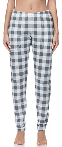 Pigiama Donna per Pantaloni Italian drina IF180045 Grigio IF Fashion aqwtwnXzg